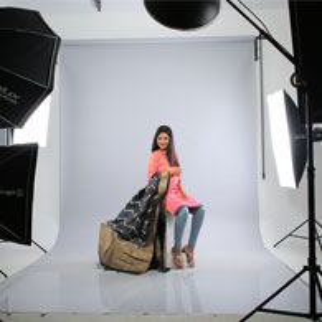 Studio foto personal